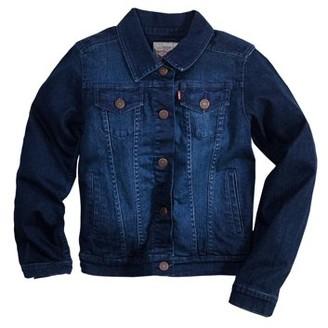 Levi's Trucker Denim Jacket (Little Girls & Big Girls)