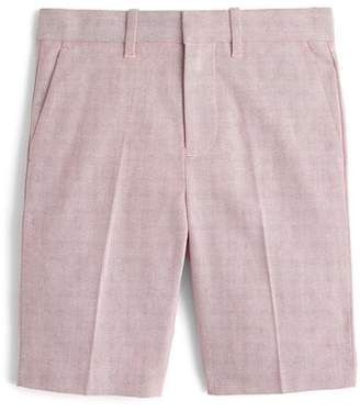 Ludlow crewcuts by J.Crew Stretch Oxford Suit Shorts