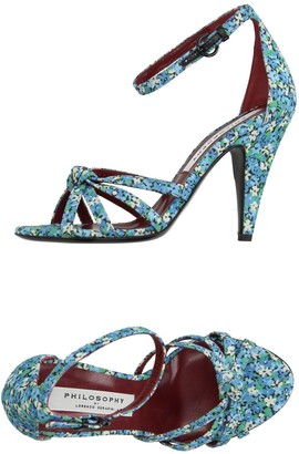 Philosophy di Lorenzo Serafini Sandals