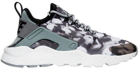Nike Women's Air Huarache Run Ultra Print Running Shoes