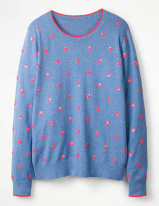 Boden Ana Embellished Sweater