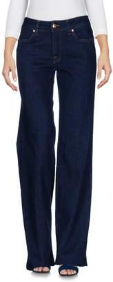 (+) People + PEOPLE Denim pants - Item 42615089JS