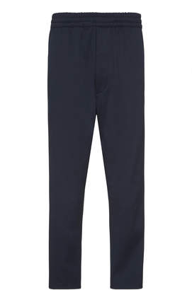 Prada Cotton-Twill Pants