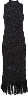 Charlott Sleeveless Fringe Dress