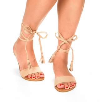 e6be4ef32e9 at Amazon Canada · DREAM PAIRS Women s Maxim Ankle Strap Gladiator Flat  Sandals