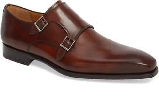 Magnanni Ramola Double Strap Monk Shoe