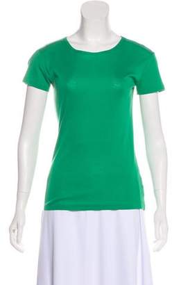 Ralph Lauren Bateau Neck Short Sleeve Top