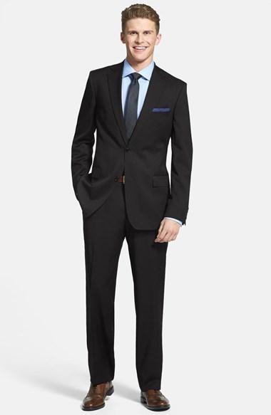 BOSS HUGO BOSS 'Pasolini/Movie' Wool Suit