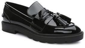 Tahari Womens Townie Black Patent Size 85 cdjn