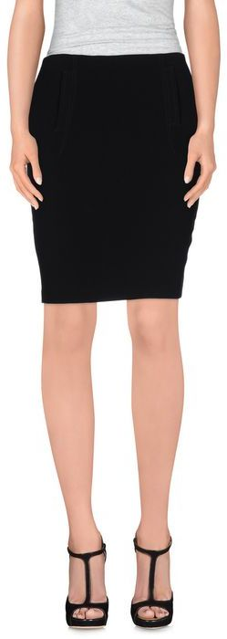 Lupattelli Knee length skirt