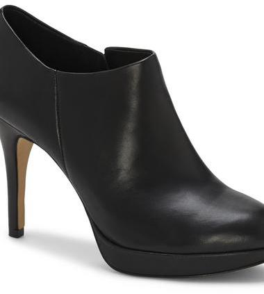 Vince Camuto Elvin- Round Toe Ankle Bootie
