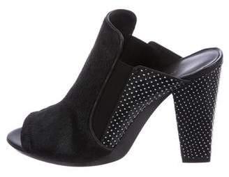 3.1 Phillip Lim Ponyhair Slide Sandals w/ Tags
