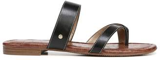 Sam Edelman Bernice Leather Strap Slides