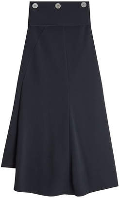 Victoria Beckham Flared Skirt