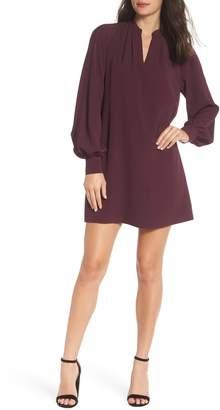 French Connection Mahi Crepe Tunic Dress