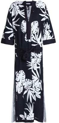 Orlebar Brown Printed Cotton-Terry Coverup