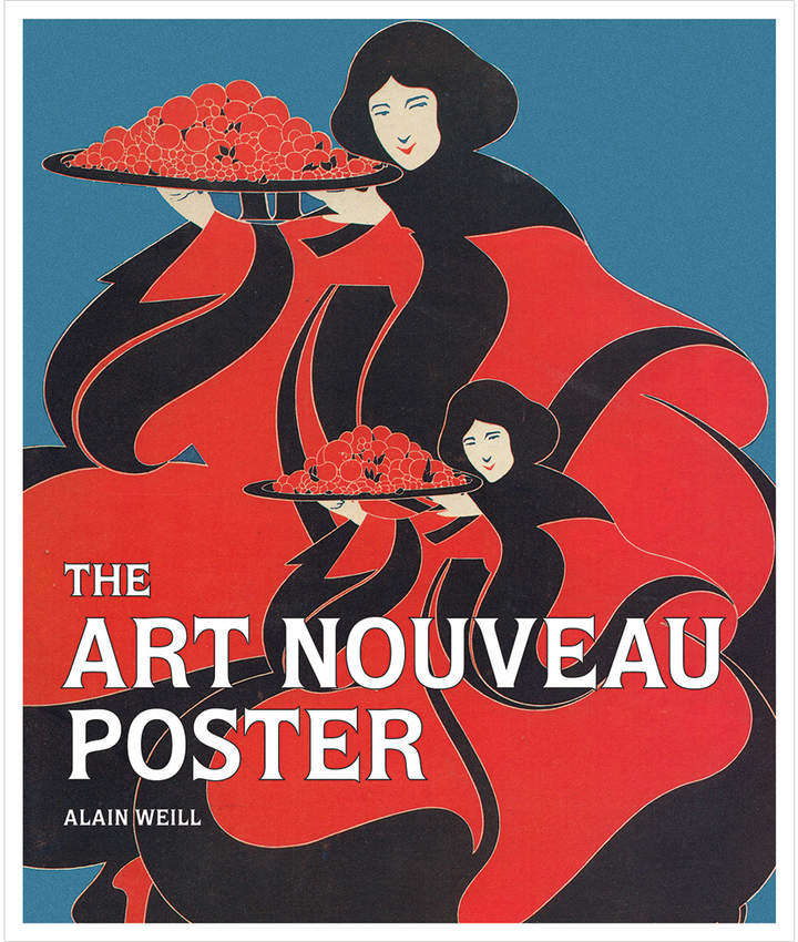 Quarto Publishing Art of Nouveau Poster