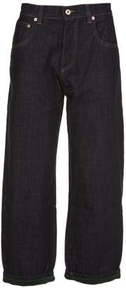 Carven (カルヴェン) - Carven Straight Cropped Jeans