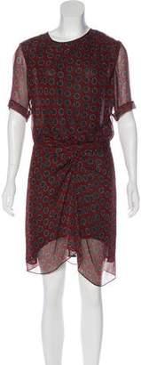 Isabel Marant Polka Dot Mini Dress