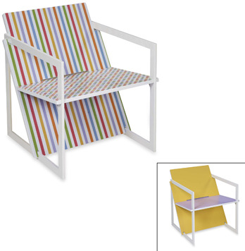 Bed Bath & Beyond LittleMissMatched™ SWITCHaroo Accent Cube Chair
