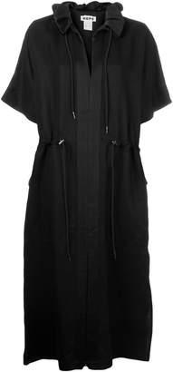 Hope zipped oversized dress