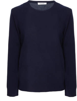 Frame Crew Neck Wool Sweater