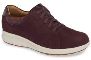 Clarks R) UnAdorn Lace-Up Sneaker