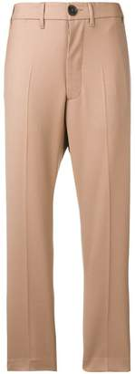 Vivienne Westwood slim cropped trousers