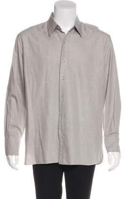 Tom Ford Button-Up Dress Shirt