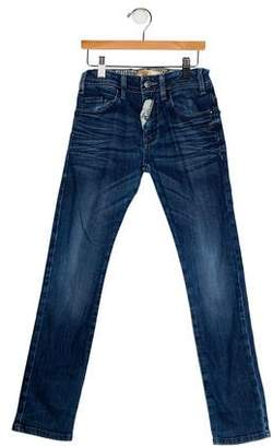 John Galliano Girls' Four Pocket Jeans