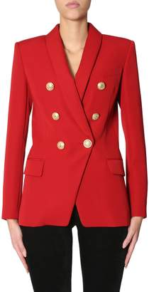 Balmain Double Breast Blazer