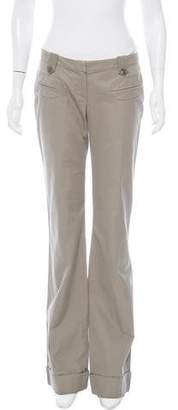 Alessandro Dell'Acqua Mid-Rise Flared Pants w/ Tags