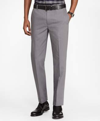 Brooks Brothers Milano Fit Micro-Glen Plaid Stretch Advantage Chinos