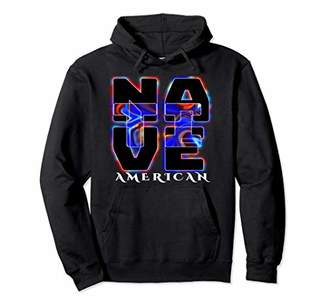 """American Indian Designs"": ""We Are"" Pullover Hoodie"