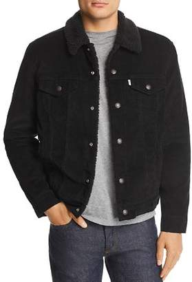 Levi's Faux Shearling-Lined Corduroy Trucker Jacket - 100% Exclusive