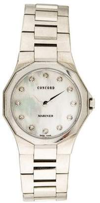 Concord Mariner Watch