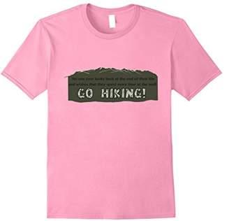 Go Hiking T-Shirt