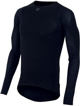 Pearl Izumi Transfer Wool Long-Sleeve Base Layer - Men's