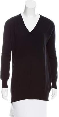 Joseph Knit V-Neck Sweater