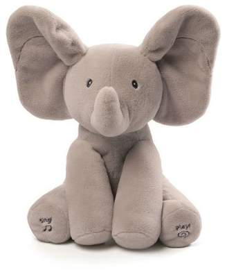 Gund Flappy the Elephant Animated Plush, Gray