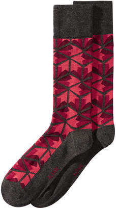 Alfani AlfaTech by Men's Printed Socks