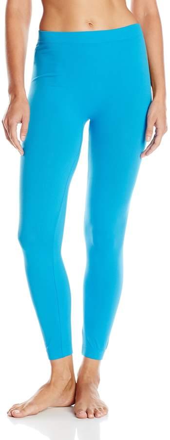 Carnival Women's Full Length Seamless Microfiber Leggings