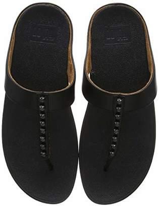 9a38a6d5e FitFlop Women s Treasure FINO Toe Post Open Sandals