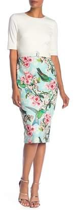 Ted Baker Julieta Nectar Body-Con Dress