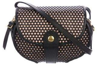 Jerome Dreyfuss Momo Perforated Crossbody Bag