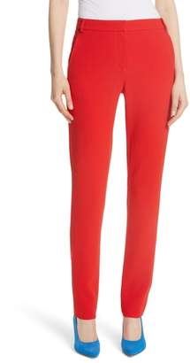 Tibi Beatle Slim Leg Pants