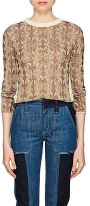 Chloé Women's Jacquard-Knit Sweater