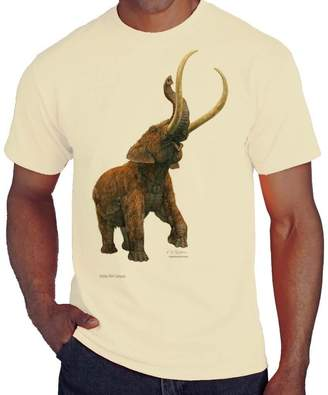 Co Dolphin Shirt Charging Wooly Mammoth T-shirt/tee