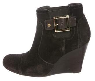 6cadf97a8 Tory Burch Wedge Boots - ShopStyle