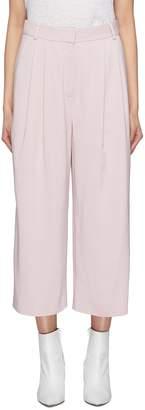 Tibi 'Stella' pleated culottes